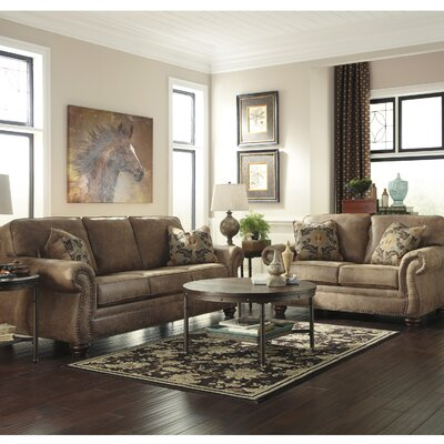Fae 2 Piece Living Room Set