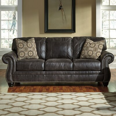 Breville Sofa Upholstery: Charcoal