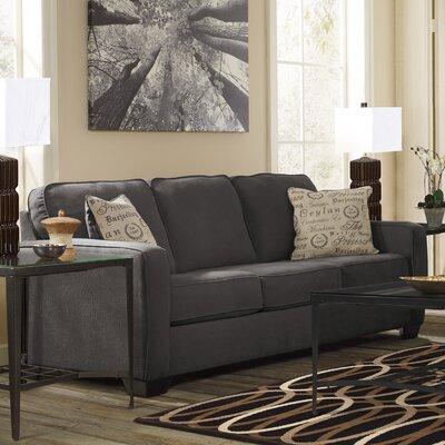 Phinnaeus Sofa Upholstery: Charcoal