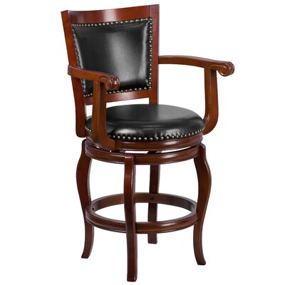 Dianne 26 Swivel Bar Stool