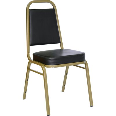 Hercules Series Guest Chair Seat Finish: Black Vinyl
