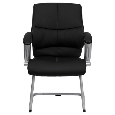 Bostrom Executive Leather Guest Chair
