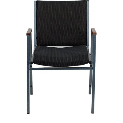 Hercules Series Heavy Duty 3'' Thickly Padded Stack Chair Quantity: Set of 30, Seat Finish: Gray Fab Product Picture 2919