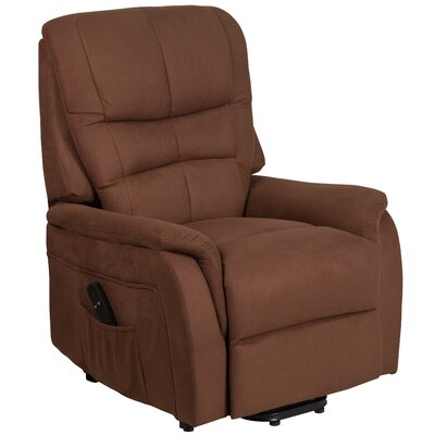 Jaliyiah Remote Powered Recliner Lift Assist