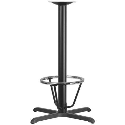 Restaurant Table Base Size: 42H x 30W x 30D