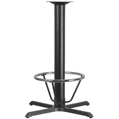 Restaurant Table Base Size: 42H x 33W x 33D
