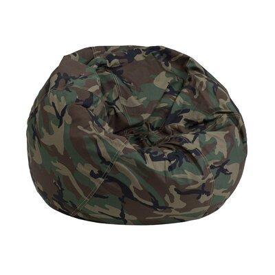 Camouflage Kids Bean Bag Chair