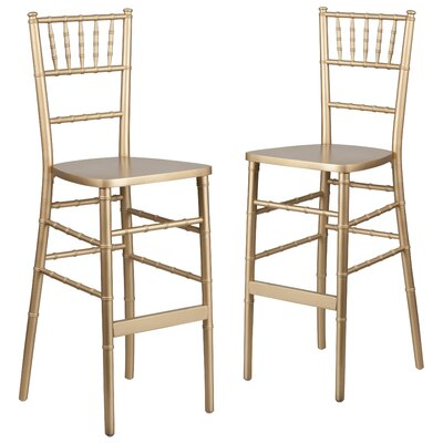Romarin Square 29 Bar Stool