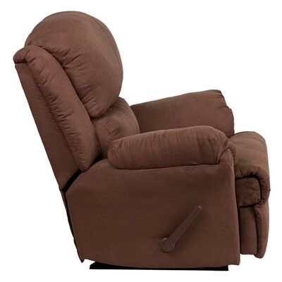 FlashFurniture Contemporary Chaise Recliner - Color: Beijing Chocolate at Sears.com