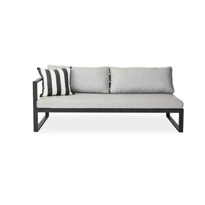 Left Arm Deep Seating Patio Sofa Cushions Seat 38934 Product Photo