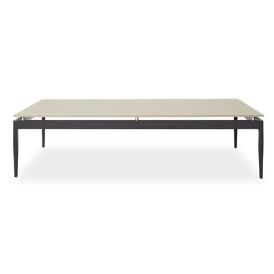 Pier Coffee Table Top Finish: Taupe