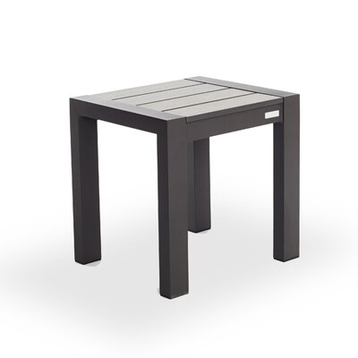 Piano Side Table Base Finish: Silver