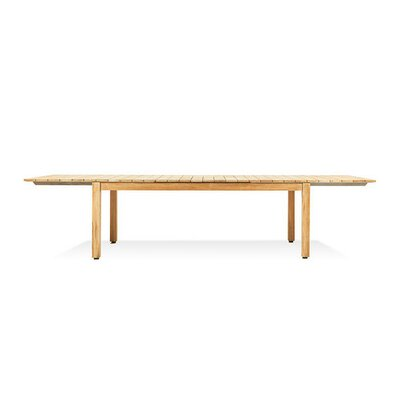 Pacific Dining Table Finish: White