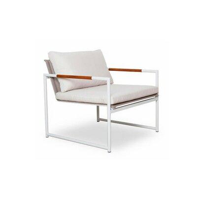 Breeze Outdoor Sunbrella Lounge Chair Cushion