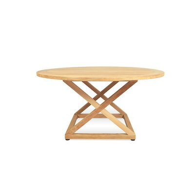 Optimal Teak Dining Table Product Photo
