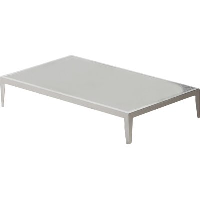 Balmoral Coffee Table Finish: Taupe
