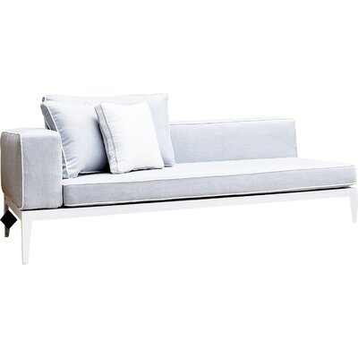 Balmoral Left / Right Two Seat One Arm Sofa with Cushion