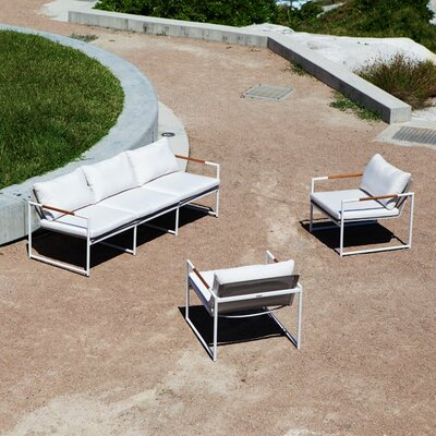 Money saving Breeze Lounge Seating Group - Product picture - 1012