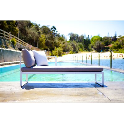 Clovelly Chaise Lounge with Cushions