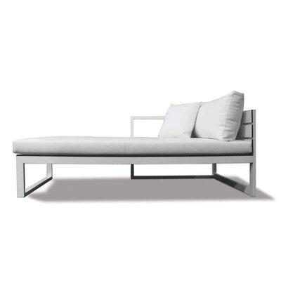 Money saving Left Arm Deep Seating Chaise Lounge Cushion Seat Product Photo