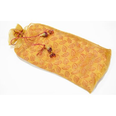 Paisely Aromatherapy Eye Pillow Color: Brown