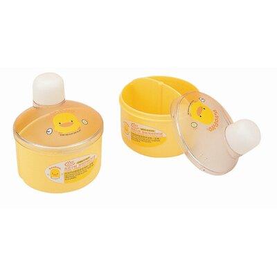 Piyo Piyo Dual Case Newborn Milk Powder Dispenser (Set of 3)