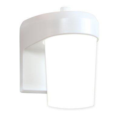All-Pro Area Light Finish: White