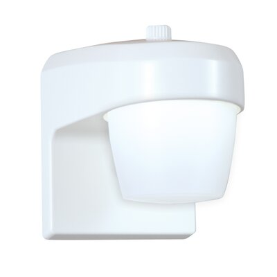 All-Pro Area Light Finish: White