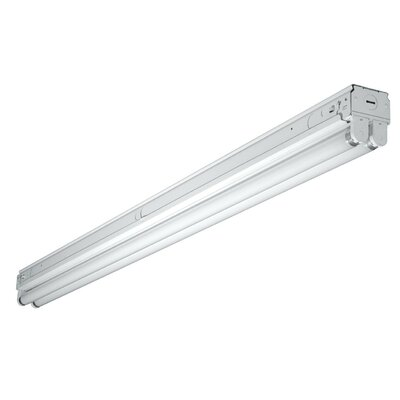 4 Two Lamp Standard Strip T8 / 32
