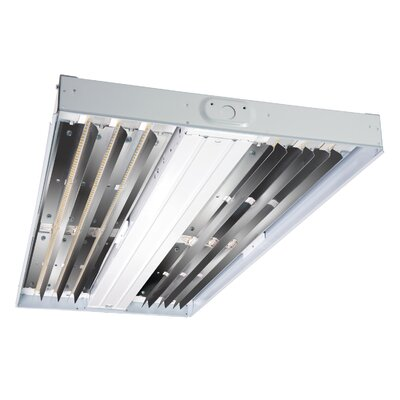 75-Watt LED High Bay Wattage: 75, Bulb Color Temperature: 4000