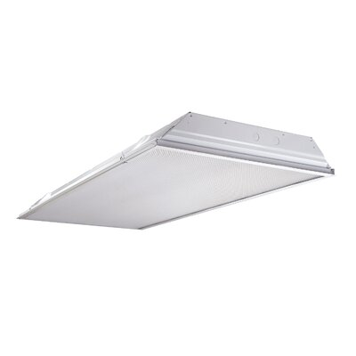 3-Light Fluorescent High Bay