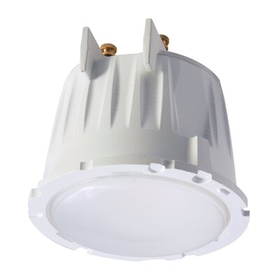 Integrated LED Module Recessed Housing