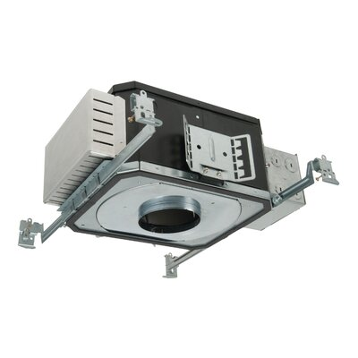 IC Platform Recessed Housing CRI: 80, Bulb Color Temperature: 2700