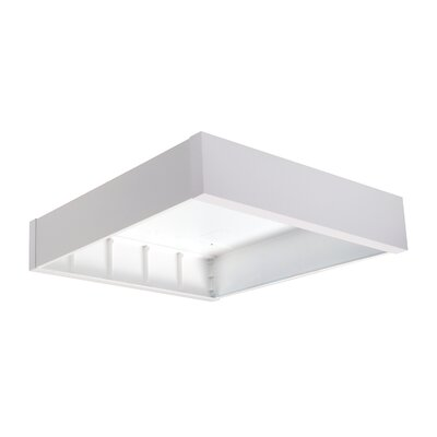 Universal Surface Mount Canopy Size: 6.6 H x 24.25 W x 25.5 D