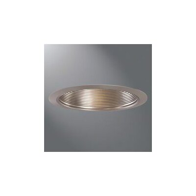 6 Recessed Trim Finish: Satin Nickel