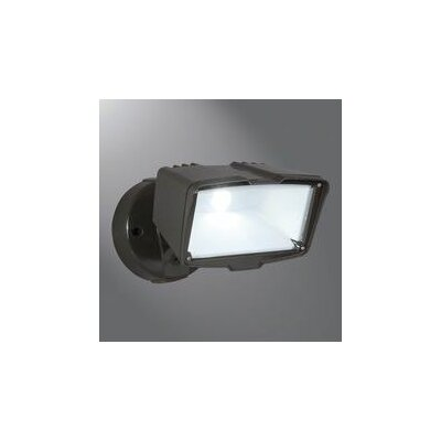 Large Head LED Flood Light Finish: Bronze