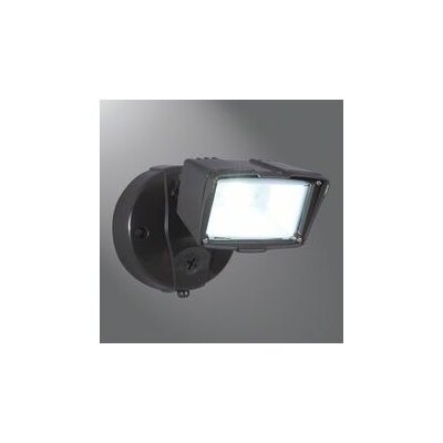 Estar Dusk To Dawn Flood Light Finish: Bronze