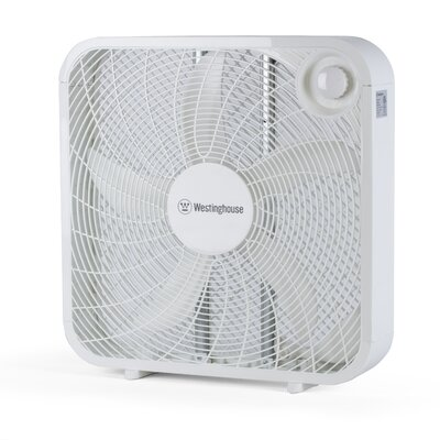 "Box 20"" Floor Fan WFB20W"