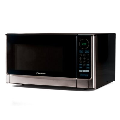 "21.77"" 1.4 cu.ft. Countertop Microwave Color: Stainless WCM14110SS"
