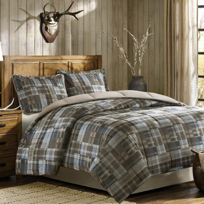 White River Comforter Set Size: King