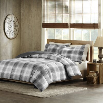 Woodsman Comforter Set Size: King