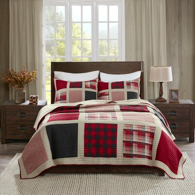 Huntington 3 Piece Quilt Set Size: Full/Queen
