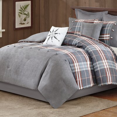 Woodlands Comforter Set Size: Full