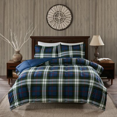 Rob Roy Comforter Set Size: Full/Queen