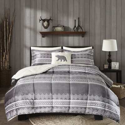 Anderson Comforter Set Size: Full/Queen