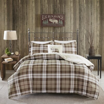 Rock Ridge Comforter Set Size: King