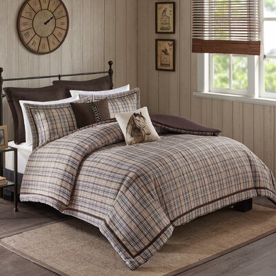Willaimsport Comforter Set Size: California King