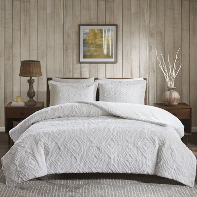Teton 3 Piece Coverlet Set Size: Full/Queen