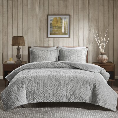 Teton 3 Piece Coverlet Set Size: King/California King