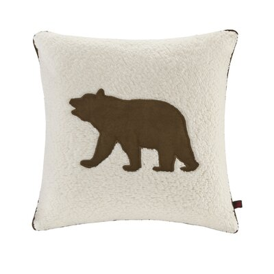 Bear Berber Throw Pillow